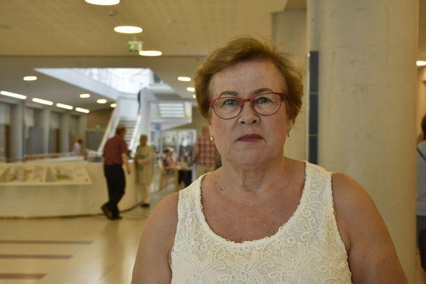 Tiiu Tammela on kuullut, että ikäihmisten keskuudessa tissuttelu on lisääntynyt.