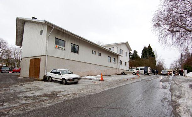 United Brotherhood -rikollispomon siskoa kuultiin tänään oikeudessa. Kuva järjestön Turun-kerhotilalta.