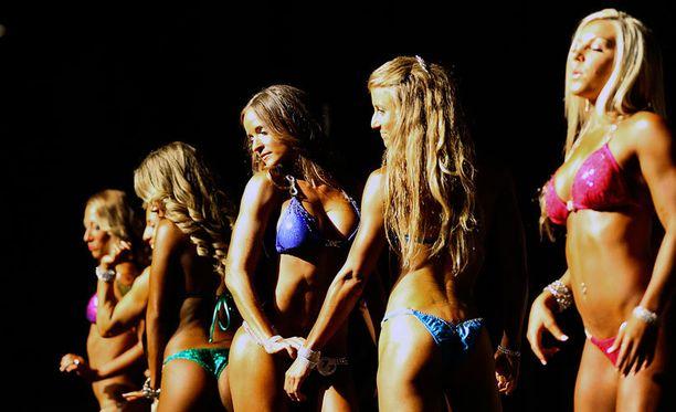 Bikini fitness on nykyisin erittäin suosittu urheilulaji.