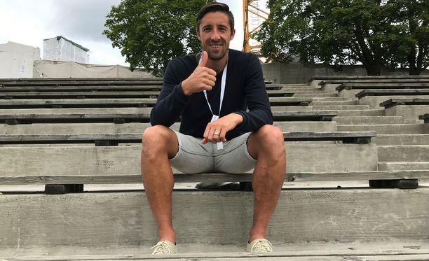 Federico Bessone tuntee olevansa sekä argentiinalainen että espanjalainen.