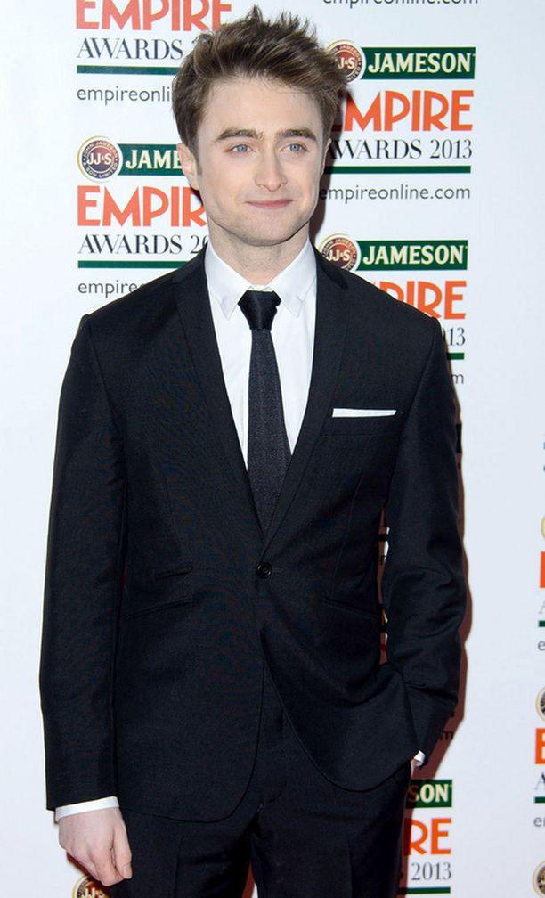 Harry Potteria näytteli Daniel Radcliffe.