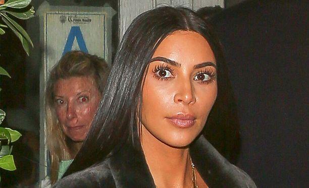 Kim Kardashian järkyttyi ryöstöstä pahasti.