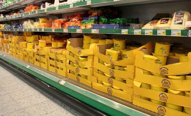 Pakotteet ovat vaikuttaneet lähinnä vain elintarvikkeiden viennin laskuun.