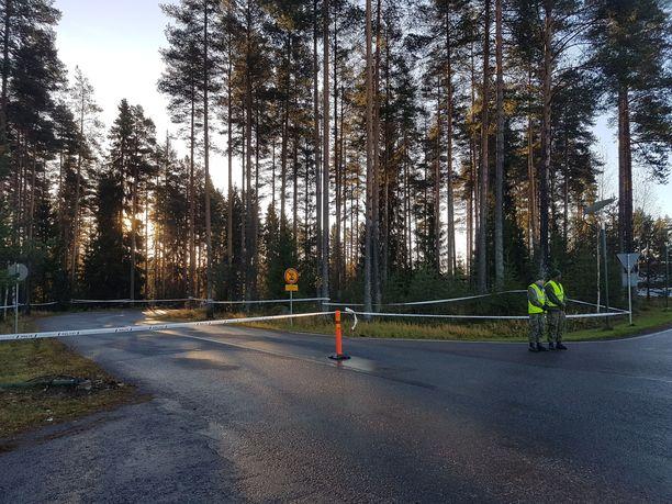 Itä-Suomen poliisilaitos tiedottaa asiasta lisää perjantaina.