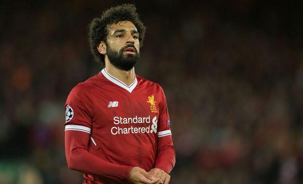 Mo Salahin maalivainu on herättänyt myös Real Madridin mielenkiinnon.