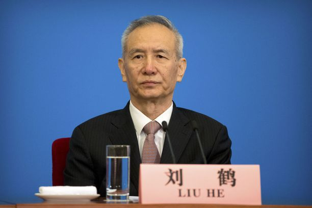 Presidentti Xi Jinpingin neuvonantaja, taloustieteilijä Liu He nousi maaliskuussa varapääministeriksi.