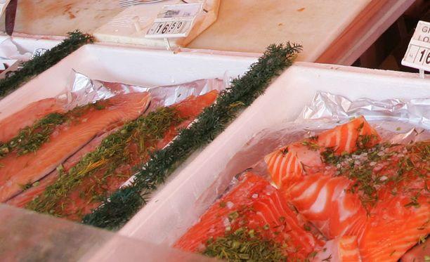 Suomalaisten kalankasvattajien tuotanto on vähentynyt 90-luvun huippuvuosista merkittävästi.