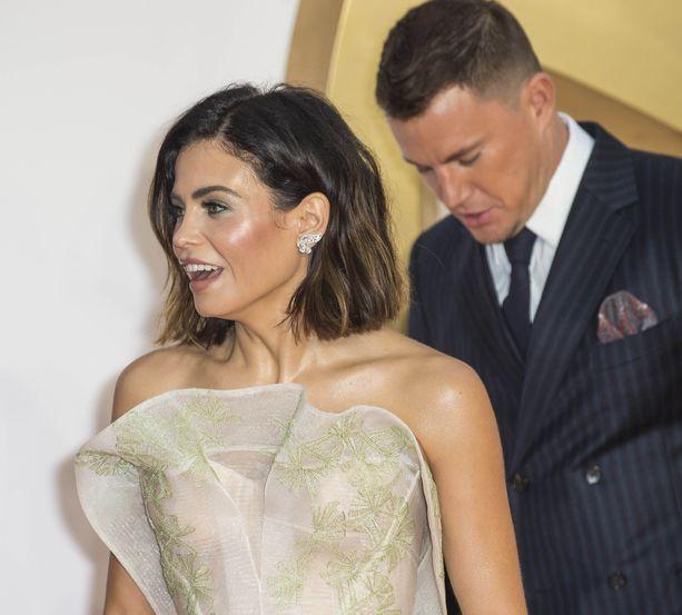 Jenna Dewan ja Channing Tatum kertoivat erostaan vuoden 2018 huhtikuussa.