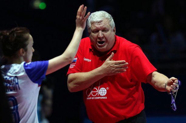Jevgeni Trefilov ei valmenna enää maajoukkuetta.