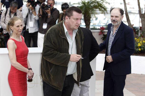 Aki Kaurismäen Le Havre nähtiin toukokuussa Cannesin elokuvajuhlilla.