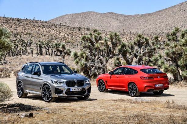 Väkevä kaksikko esitellään maailmalle Geneven autonäyttelyssä maaliskuussa.