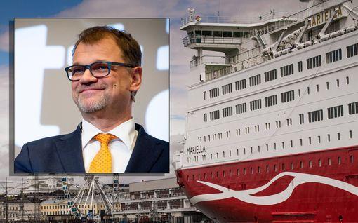 Työttömiä kurittanut Sipilän hallitus maksanut yli 160 miljoonaa euroa yritystukea risteilylaivayhtiöille - Viking Line ylivoimainen listakärki