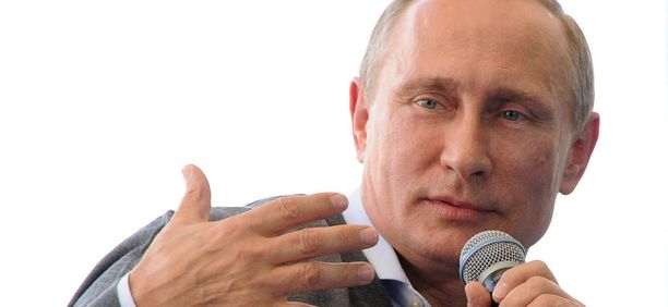 Kuka keksi KHL:n? Vladimir Putin - ainakin omien sanojensa mukaan.