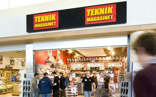 Teknikmagasinet konkurssiin, Suomen myymälät toistaiseksi auki – Ostajaehdokas löydetty