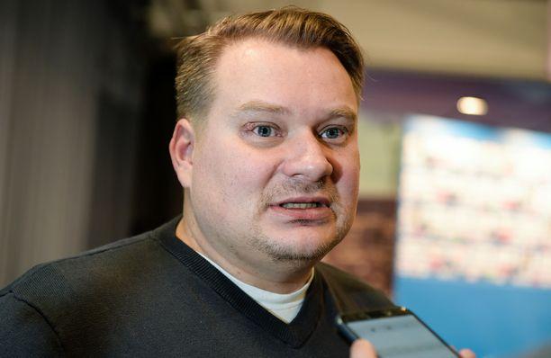 Rauli Urama on luonut Suomi-kiekkoon toimivan järjestelmän.