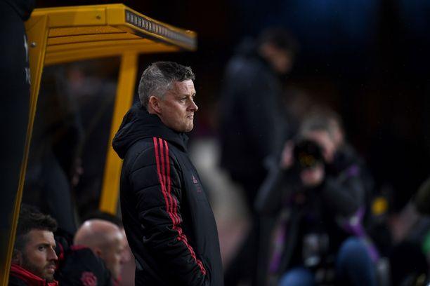 Ole Gunnar Solskjärin kuherruskuukausi Manchester Unitedissa on ohi.