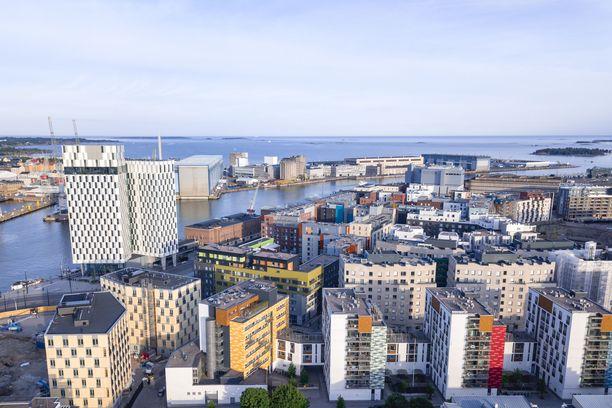 Asuntojen hinnat ovat edelleen nousussa pääkaupunkiseudulla.