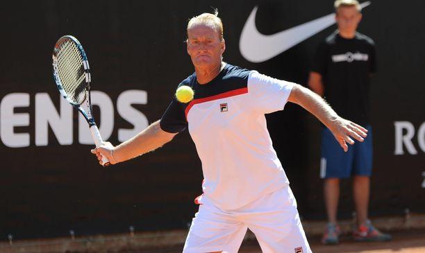 Peter McNamara oli parhaimmillaan maailman seitsemänneksi paras tennispelaaja.