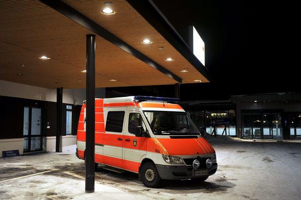 Tuhkarokkoa tartuttanut lapsi oleskeli muun muassa Kokkolan sairaalan päivystyksessä.