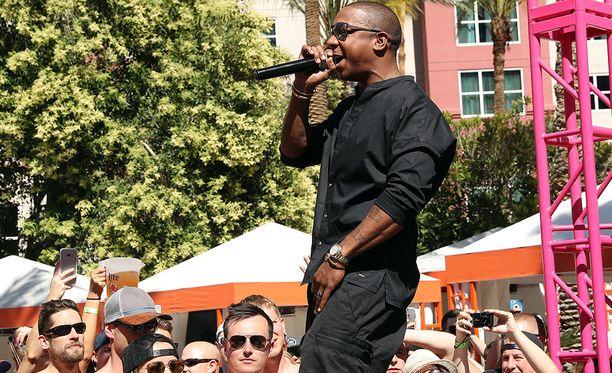 41-vuotias Ja Rule tunnetaan kappaleistaan Always on Time ja New York.