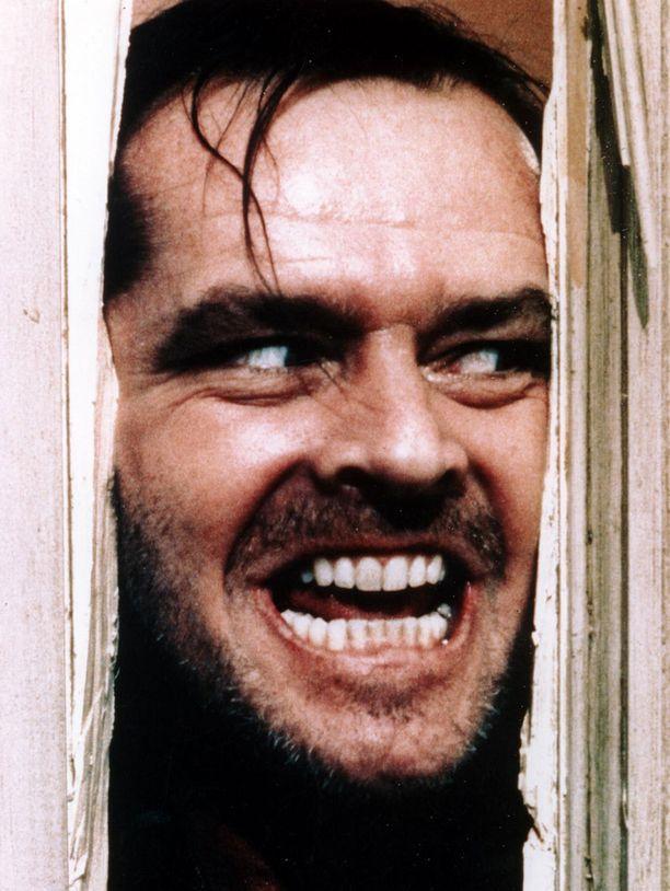 Jack Nicholson tähditti kulttileffaa.