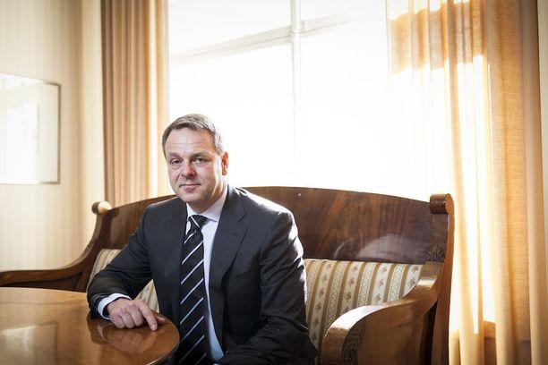 Pankinjohtaja Jan Vapaavuori oli kuntavaalien ehdoton äänikuningas.