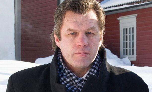 Joni Nymanilla on lämpimät muistot Tarmo Uusivirrasta.