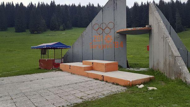 Vanhemmat sarajevolaiset muistavat eläväisesti Matti Nykäsen huikean kultaleiskautuksen. Nyt olympia-areenoilla näyttää hieman erilaiselta kuin 1984.