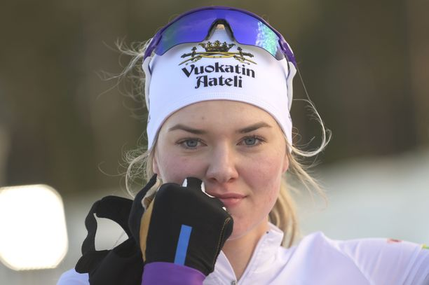Vilma Nissinen kilpailu marraskuun alussa Vuokatin Suomen cupissa, mutta on ollut sen jälkeen sivussa suuremmista tapahtumista.