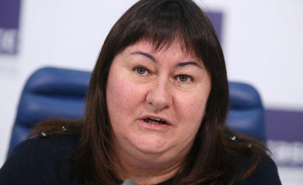 Venäjän hiihtoliiton puheenjohtajan Jelena Välben mukaan Aleksandr Bolshunovin sukset toimivat hyvin.