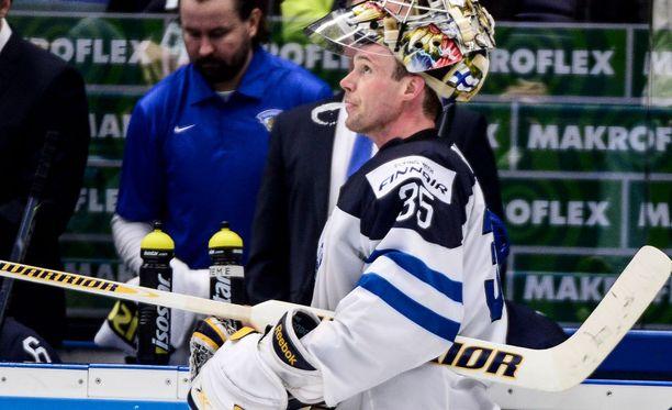 Pekka Rinne ei halunnut selitellä heikkoa esitystään väsymyksellä.