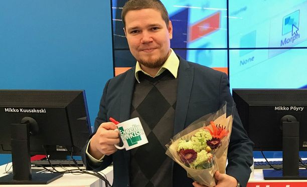 Suomen ensimmäinen Excelin suomenmestari Mikko Kuusakoski kertoo, että aikaraja finaalissa toi paineita.