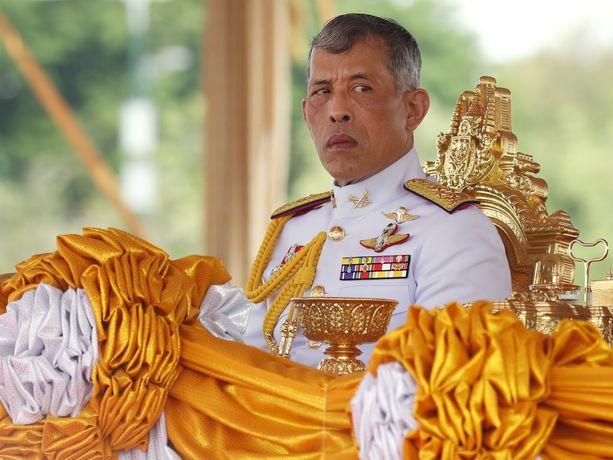 Thaimaan kuningas lomailee parhaillaan Saksassa.