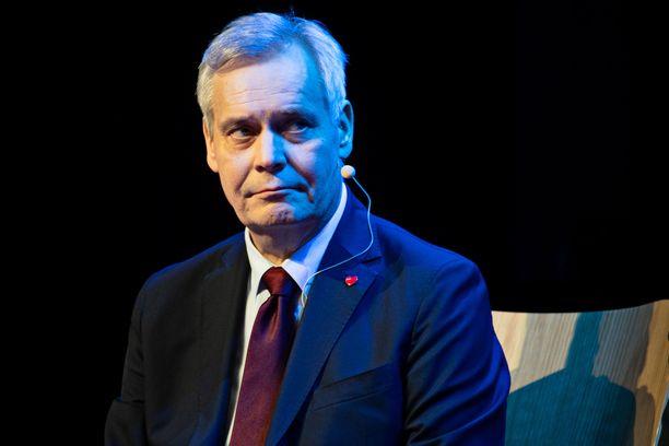 Rinne sanoi viime viikon tiistaina MTV:n Asian ytimessä -ohjelmassa, ettei ole lainkaan vakuuttunut siitä, että Suomi otettaisiin Naton jäseneksi.