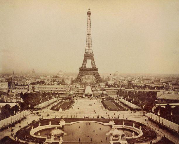 Torni Pariisin maailmannäyttelyssä vuonna 1889.