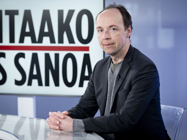 Perussuomalaisten puheenjohtaja Jussi Halla-aho kävi viime viikolla Iltalehden haastattelussa.
