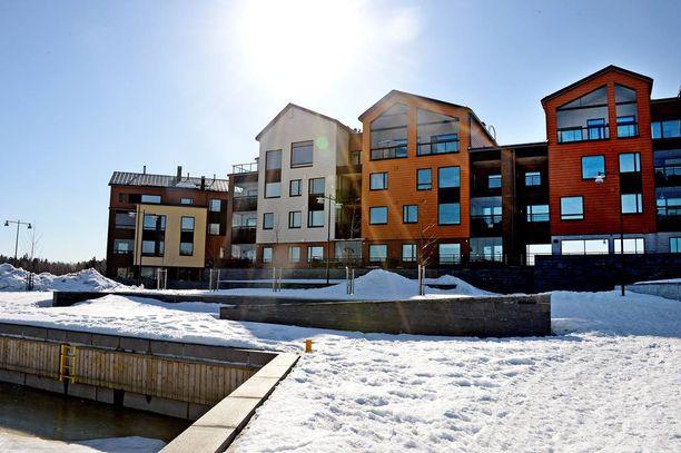 Sipoonrannan luksusalueen arvioidaan valmistuvan kokonaisuudessaan vasta vuonna 2021. Syynä on kalliiden asuntojen kaupan hiipuminen.
