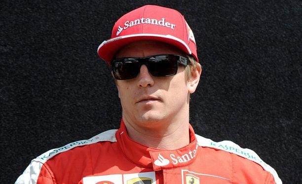 Kimi Räikkönen ei vielä tiedä, mihin vauhti riittää.