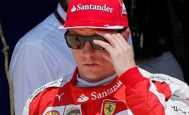 Kimi Räikkönen tietää tarkalleen, mitä häneltä odotetaan.