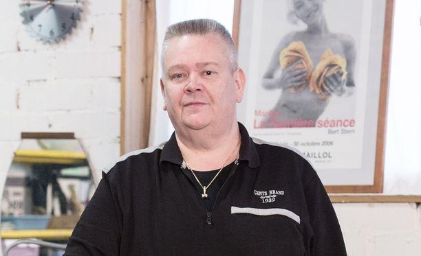 Aki Palsanmäki tunnetaan tiukkana tinkaajana.