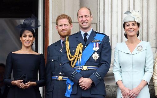 Prinssit William ja Harry ovat jälleen puheväleissä – prinssi Charlesin koronatartunta säikäytti