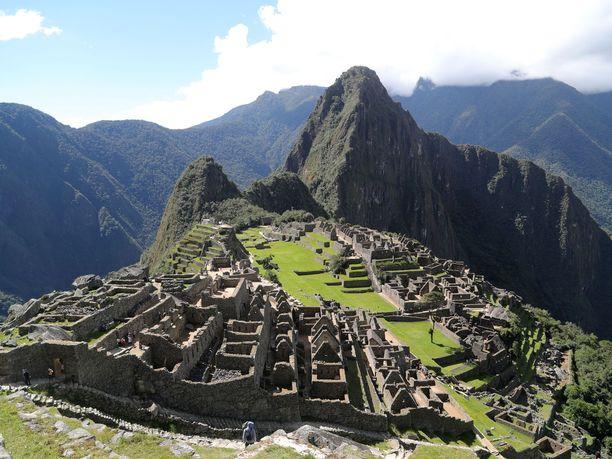 Machu Picchun muinaisen inkakaupungin rauniot lisättiin vuonna 1983 Unescon maailmanperintöluetteloon.