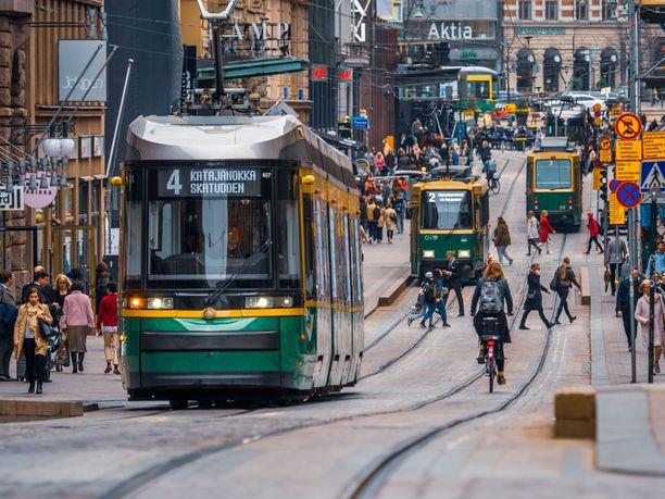 The Guardianin mukaan Helsingistä löytyy ympäristöystävällisiä hotelleja ja nähtävyyksiä.