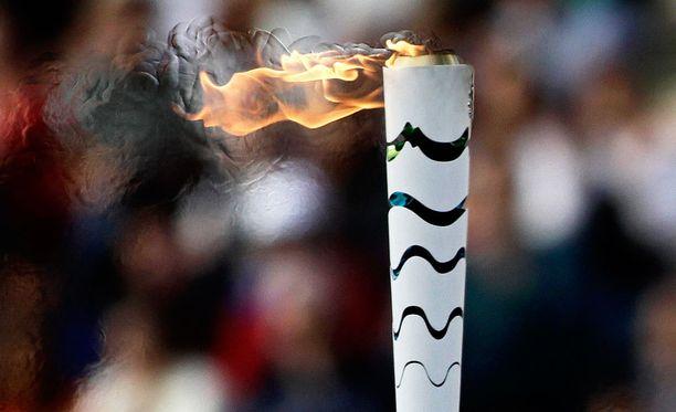 Olympiasoihdun matka on ollut värikäs.