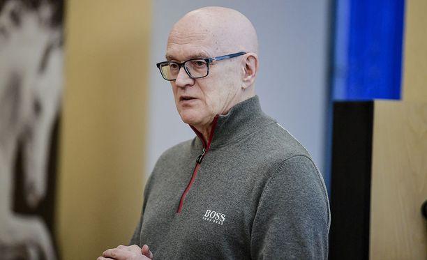 Jukka Härkösen suojatit ovat voittaneet vuosien varrella satoja arvokisamitaleita.