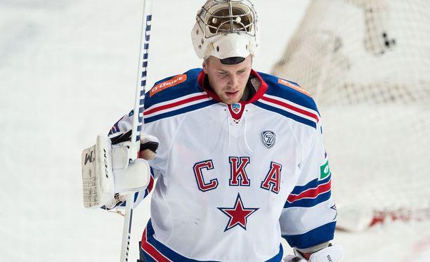 Mikko Koskinen tuli, näki ja voitti KHL-mestaruuden Pietarissa.