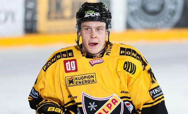 Antti Halosen ura päättyi vakavaan aivotärähdykseen.