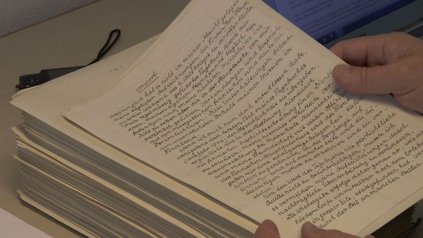 Kenraali Waldemar Erfurthin sotapäiväkirjan kopiota säilytetään Kansallisarkistossa Helsingissä.