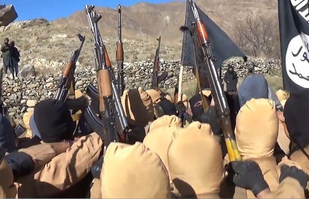 Isis on yrittänyt saada pysyvää jalansijaa Afganistanissa. Haaran yhteistyön laajuus Syyriassa ja Irakissa toimivaan Isisiin on mahdollisesti hyvin pientä.