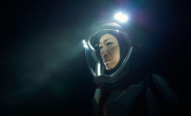 Daedalus-miehistö lähtee tutkimaan Marsia.